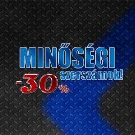 minőségi szerszámok -30