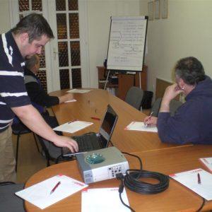 Beszerzési logisztikai terület modul oktatás