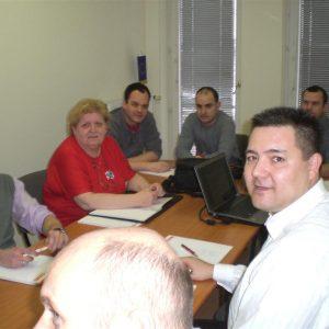 Vállalati CRM, értékesítés modul oktatás