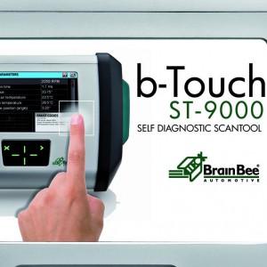 Brain Bee ST9000 - kijelző