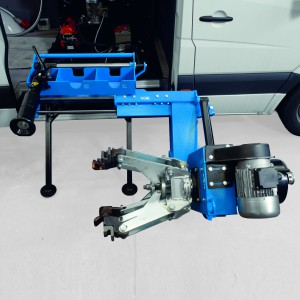 Giuliano s561k - kerékbefogórendszer