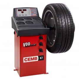 CEMB k7 kerék-kiegyensúlyozó