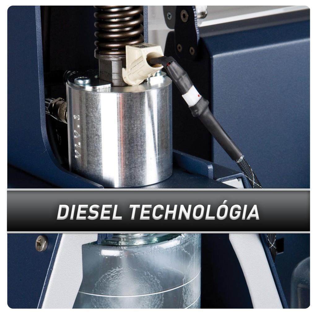 diesel technologiák