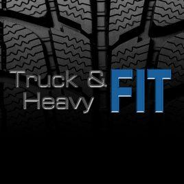 truck & heavy fit giuliano teher kerékszerelő tartozék