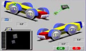 T.I.P. járműmagasság mérés