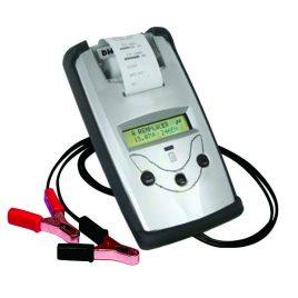 akkumulátor és töltőrendszer teszter