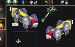 V2300-TIP képalkotó eszköz