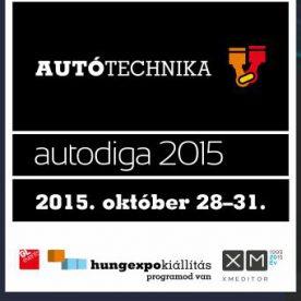 autótechnika - autodiag 2015