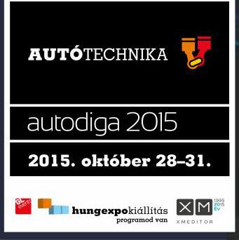 Autótechnika – AutoDiga 2015