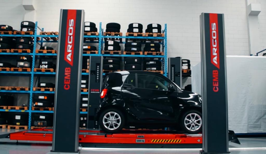 argos-smart car