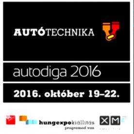 Autótechnika – Autodiga 2016