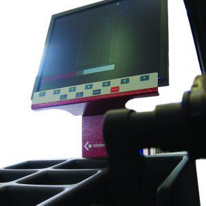 CEMb VideoPro monitor és eszköztároló rekeszek