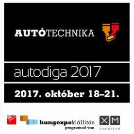 autótechnika szakkiállítás 2017
