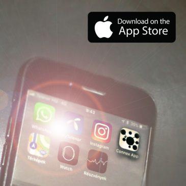 Brain Bee CONNEX APP – iOS rendszert használóknak is