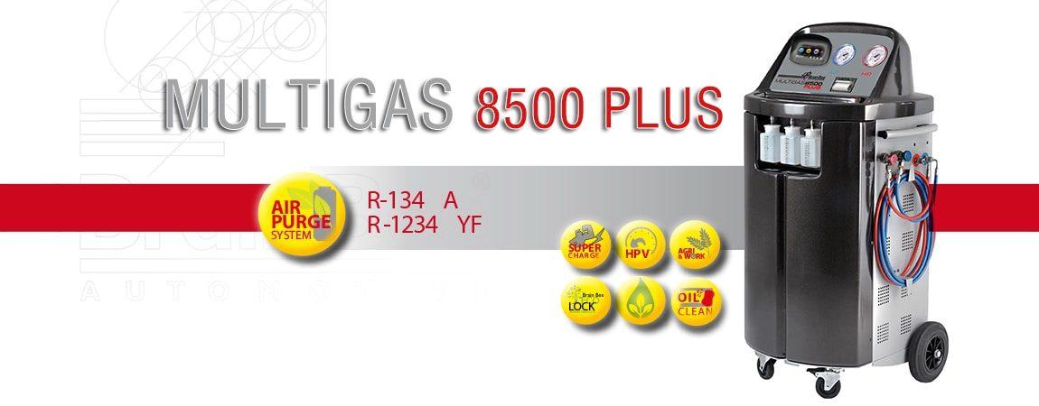 MULTIGAS 8500 plus