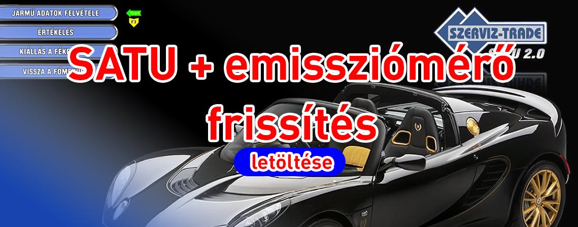 Satu + Emisszió