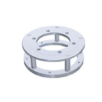 AA0275 6 csavaros Adapter Ø: PCD 245 mm/center 202 mm