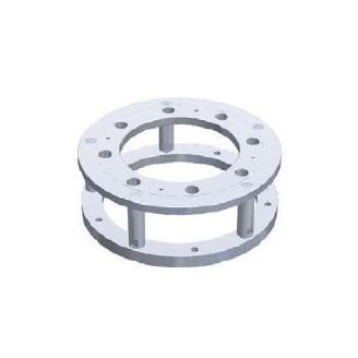AA0061 8 csavaros Adapter Ø: PCD 275 mm / center 221 mm
