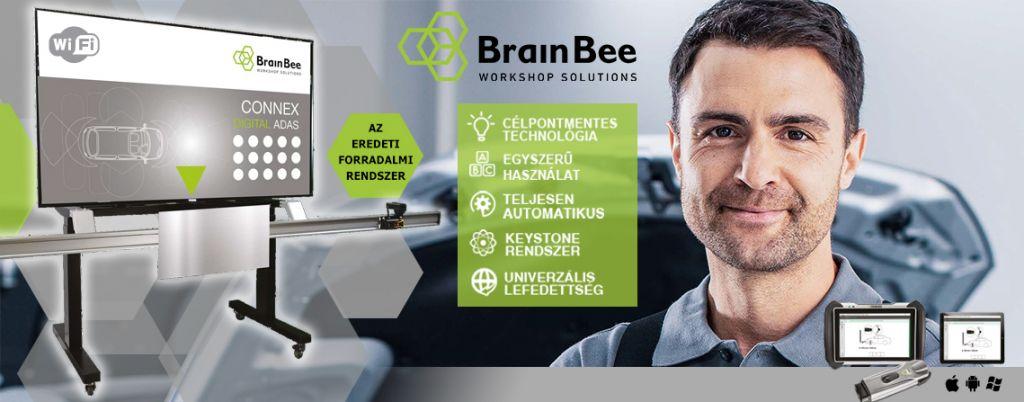 Brain Bee ADAS Rendszer karbantartó